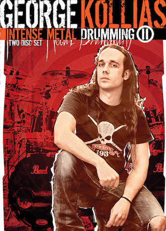 George Kollias – Intense Metal Drumming II