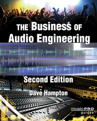 Product Cover for The Business of Audio Engineering – 2nd Edition