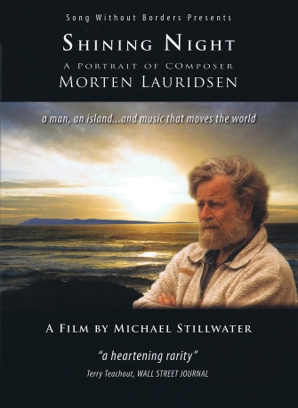 Product Cover for Shining Night – A Portrait of Composer Morten Lauridsen