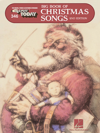 Product Cover for Big Book of Christmas Songs