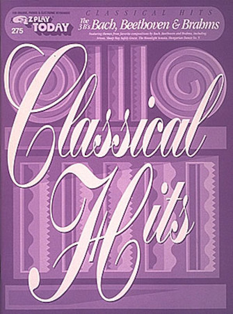Product Cover for Classical Hits – Bach, Beethoven & Brahms