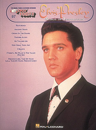 Product Cover for Elvis Presley – Songs of Inspiration
