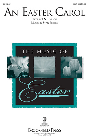 An Easter Carol : SAB : Stan Pethel : Stan Pethel : Sheet Music : 00102421 : 884088671815