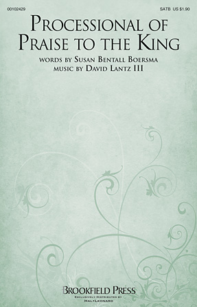 Product Cover for Processional of Praise to the King