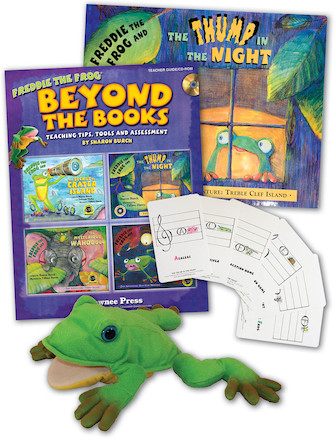 Product Cover for Freddie the Frog® Teacher Starter Set (Adventure 1)