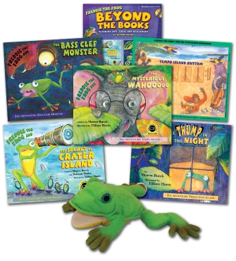 Product Cover for Freddie the Frog® Teacher Set (Adventures 1-4)