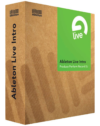 Ableton Live Intro – Educational 5-Seat License