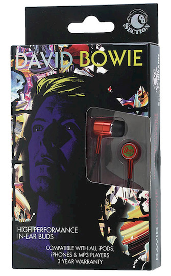 Product Cover for David Bowie – In-Ear Buds