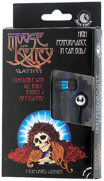 Product Cover for Grateful Dead (Mouse & Kelly) – In-Ear Buds