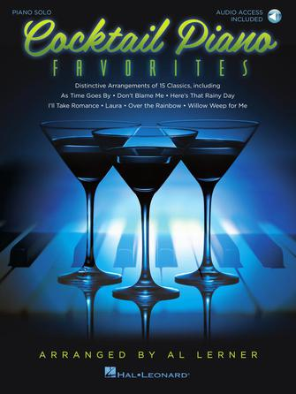 Product Cover for Cocktail Piano Favorites