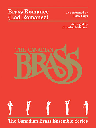 Product Cover for Brass Romance