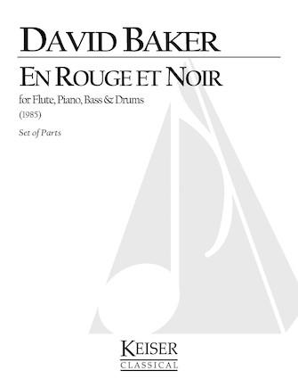 Product Cover for En Rouge et Noir