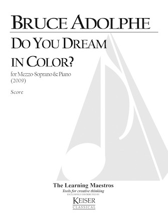 Product Cover for Do You Dream in Color