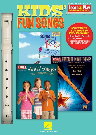 Product Cover for Kids' Fun Songs