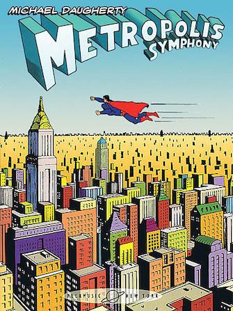 Product Cover for Metropolis Symphony - Complete Score Set (5 Scores)