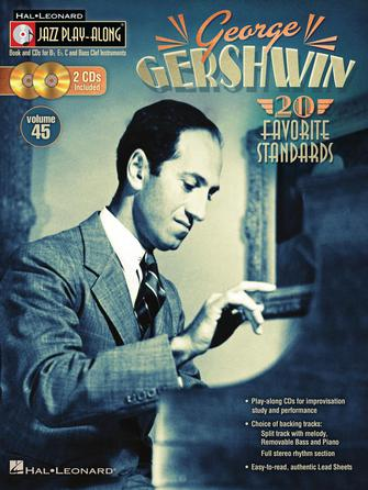 Product Cover for George Gershwin