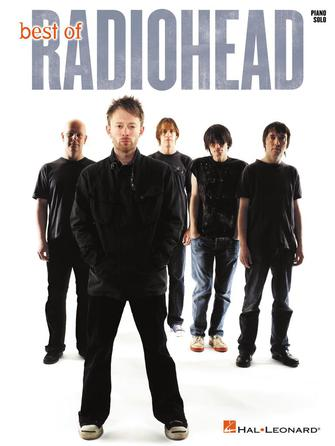 Product Cover for Best of Radiohead for Piano Solo