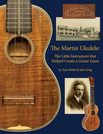 Product Cover for The Martin Ukulele