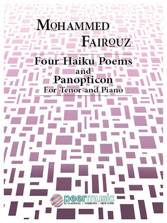 Product Cover for Four Haiku Poems and Panopticon