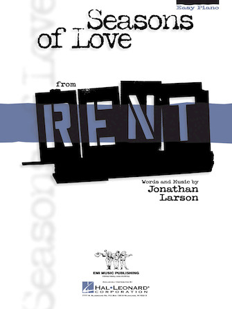 Product Cover for Seasons Of Love Rent