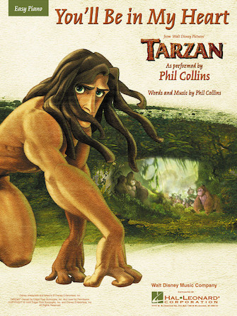 Product Cover for You'll Be in My Heart (from Tarzan)