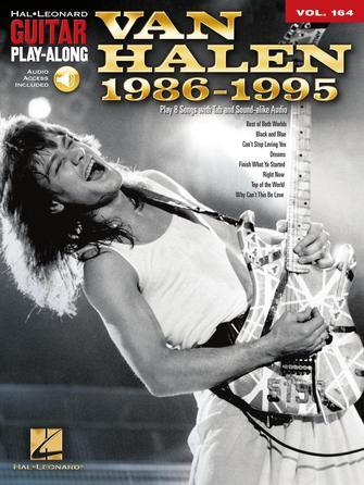 Product Cover for Van Halen 1986-1995