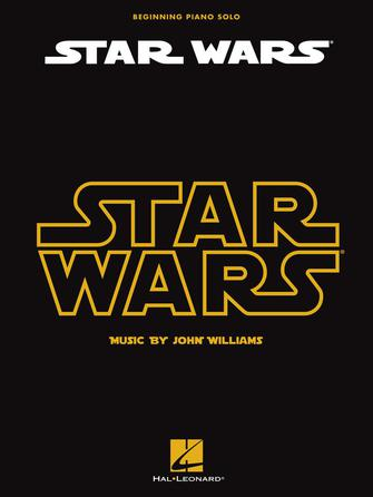 Product Cover for Star Wars for Beginning Piano Solo