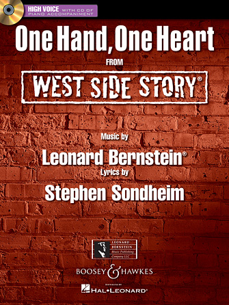 Product Cover for Leonard Bernstein – One Hand, One Heart
