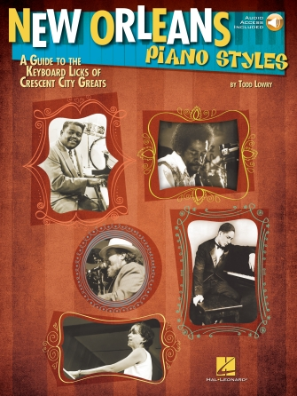 Product Cover for New Orleans Piano Styles