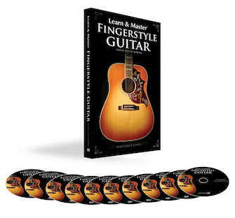 Product Cover for Learn & Master Fingerstyle Guitar