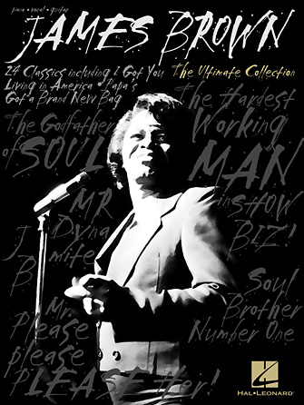 Product Cover for James Brown – The Ultimate Collection