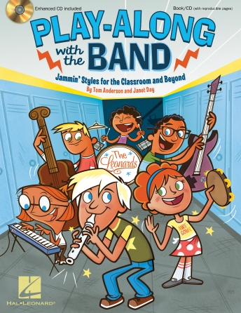 Product Cover for Play-Along with the Band