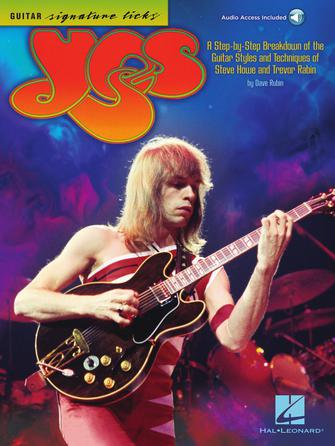 Product Cover for Yes – Guitar Signature Licks
