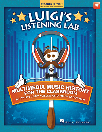 Product Cover for Luigi's Listening Lab