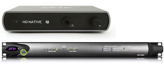 Product Cover for Pro Tools HD Native Thunderbolt