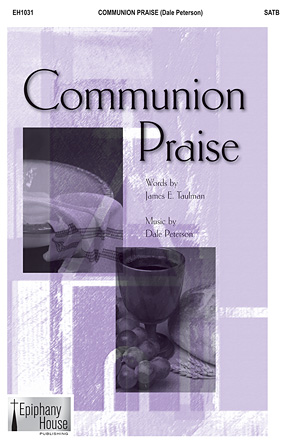 Product Cover for Communion Praise