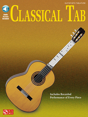 Product Cover for Classical Tab