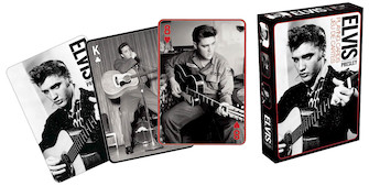 Product Cover for Elvis Presley Playing Cards