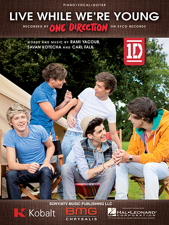 Product Cover for Live While We're Young