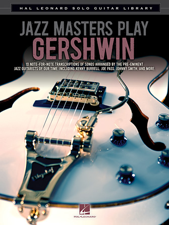 Product Cover for Jazz Masters Play Gershwin