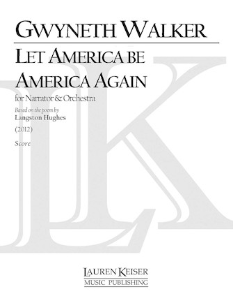 Product Cover for Let America Be America Again