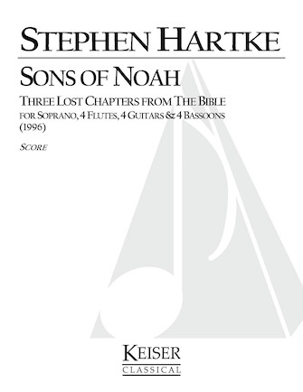 Product Cover for Sons of Noah: Three Lost Chapters from the Bible