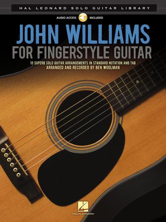 Product Cover for John Williams for Fingerstyle Guitar