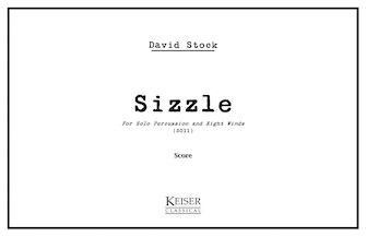 Product Cover for Sizzle