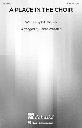 A Place in the Choir : SATB : Janet Wheeler : Sheet Music : 00116295 : 884088881153