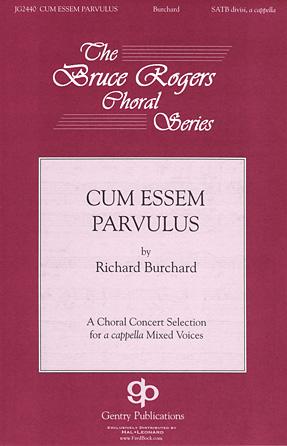 Product Cover for Cum Essem Parvulus