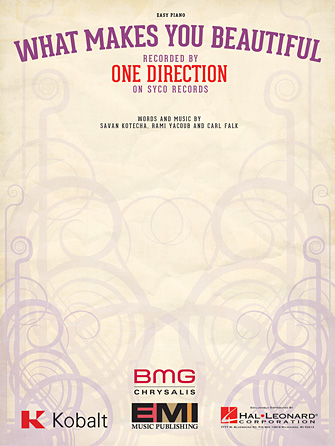Product Cover for What Makes You Beautiful