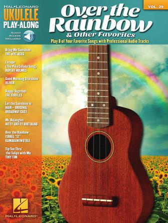 Product Cover for Over the Rainbow & Other Favorites
