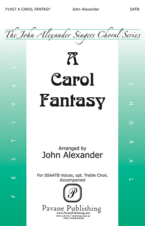 Product Cover for A Carol Fantasy