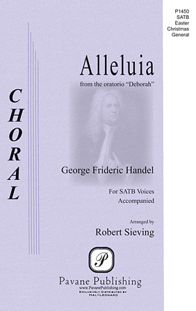 Product Cover for Alleluia